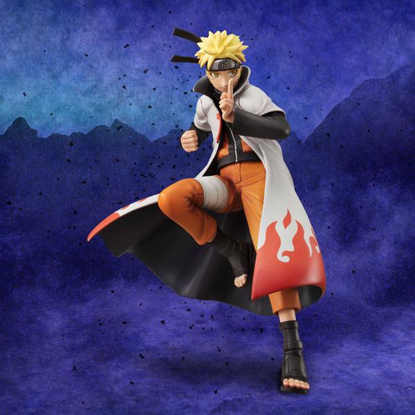 G.E.M series Uzumaki Naruto hermit mode figure MEGAHOUSE Anime From JAPAN 2019